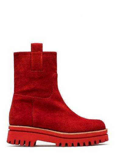 Paloma Barcelo Bot Kırmızı